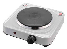 cast iron single burner electric hot plate