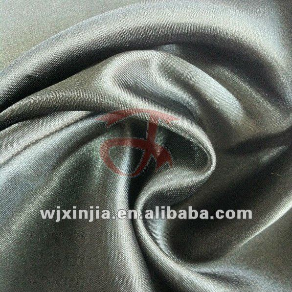 Poly Stretch Satin Fabric