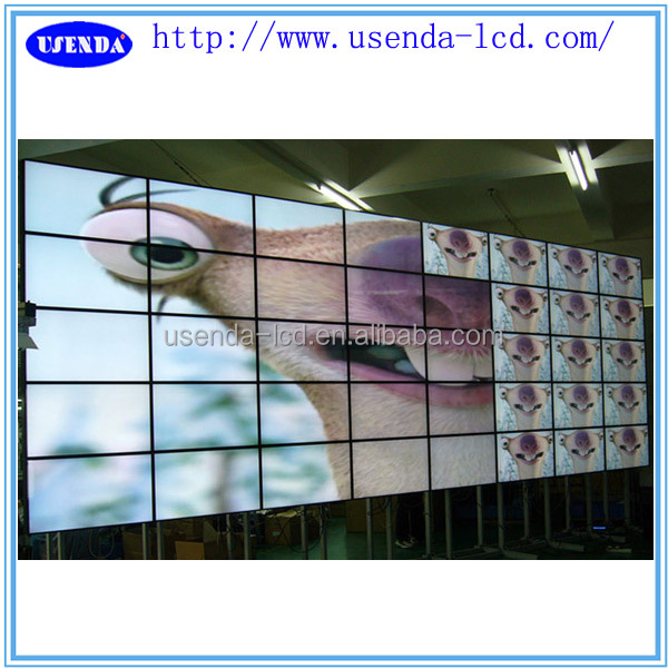 46 55 inches high definition samsung's industrial LCD panel multi screen tv wall