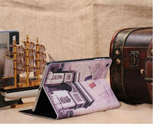High Quality Classical Style Leather Case for IPad Mini