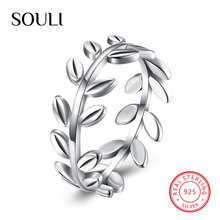 Olive Branches Leaves Ring, Wedding Band Ring Jewelry, 925 Sterling Silver Ring