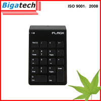 Latest 2.4G Wireless Computer Mini keyboard for smart samsung tv