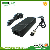 Factory 54.6V 2A 13S Li-ion Battery Charger