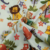 Pororo pul fabric waterproof for diaper, raw material for baby diaper, polyester tpu fabric