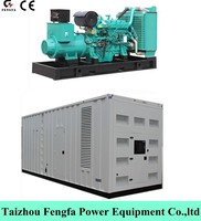 100kva Soundproof Diesel Generator Power
