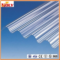 Cheap And High Quality corrugated plastic sheet / color coated roofing