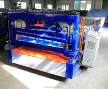 Roof Panel Roll Forming Machine for High Quality Building Materials