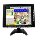Carav 12.1 inch Touch Screen Monitor with CE, RoHS certificate(TM1210)