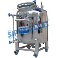 SPX Hot Sale Stainless Steel Sealing Mixing Storage Tank with Liquidometer For Olive Oil/Syrup/Honey