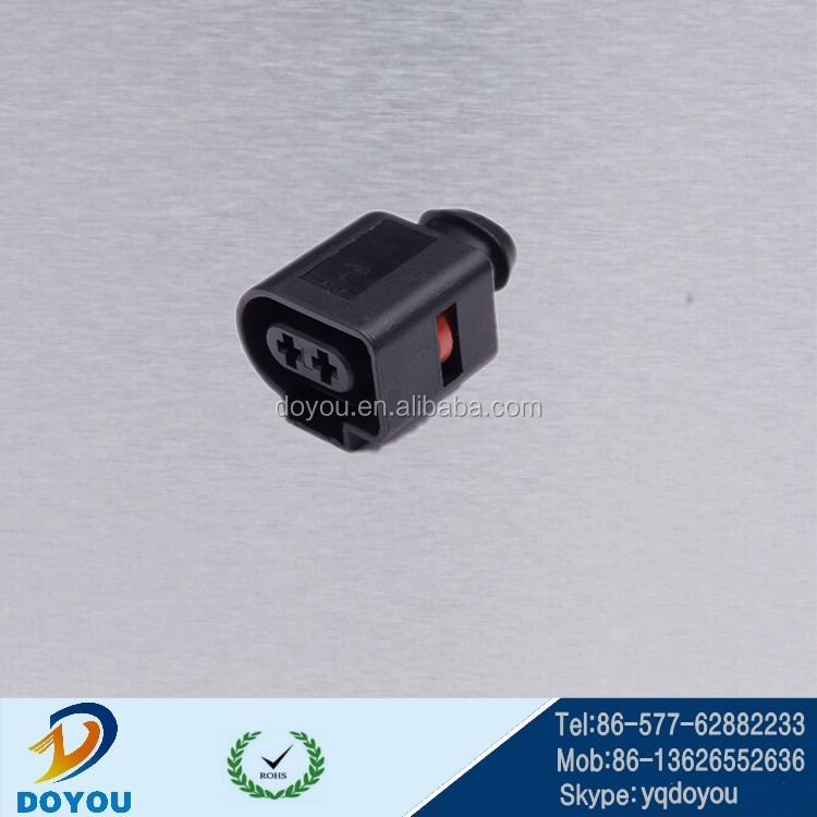 waterproof female housing 2 pin terminal automotive connector 1717692