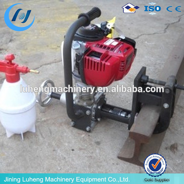 good price of petrol engine manual rail drilling machine