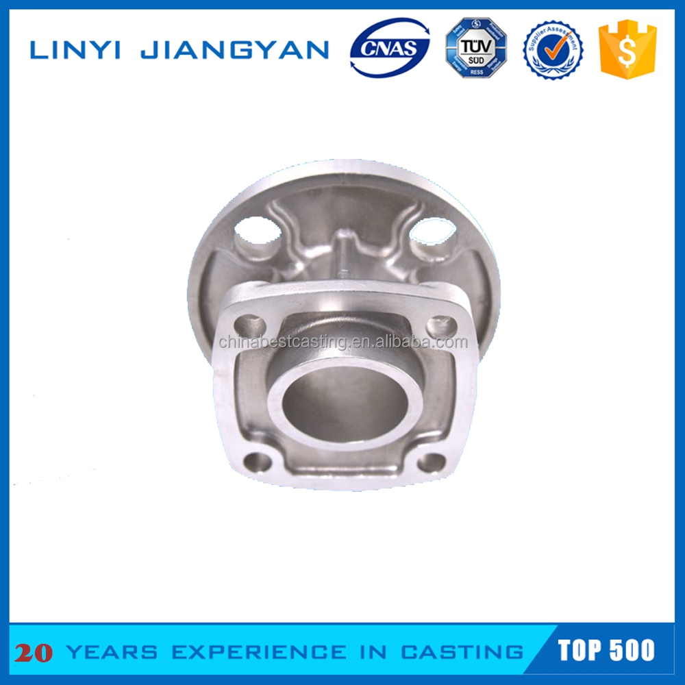 Customzied Qingdao precision casting foundry steel precision mold parts with polishing finish