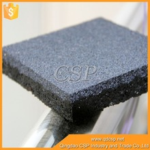 5cm thick basketball courts rubber flooring