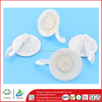 adaptable plastic suction hook eco-friendly plastic hook