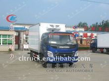 Foton raw meat refrigerator truck for sale