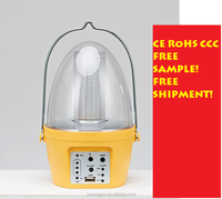 Hot sale in Africa-solar light/solar camping lantern/lamp with Mp3 and radio