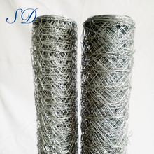1/2 Low Carbon Steel Chicken Hexagonal Wire Fence