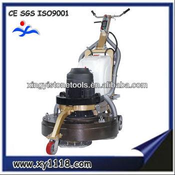 floor restoration machine