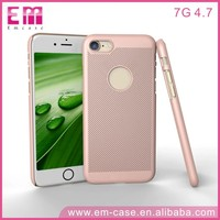 2016 Newest Plastic Radiated PC Hard Shell Protector Case For iPhone7 7Plus