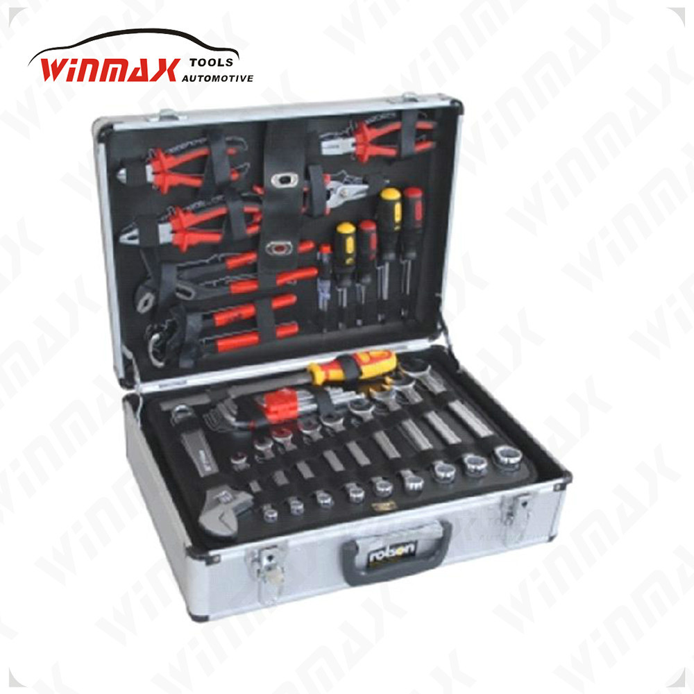 2015 Good quality silver aluminum briefcase tool box