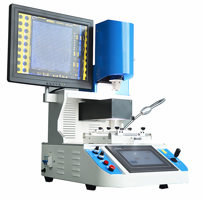Mobile Rework Station WDS-700 iPhone Reballing Machine for Logic Board CPU Replacement