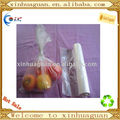 HDPE Plastic Transparent Packing Bag