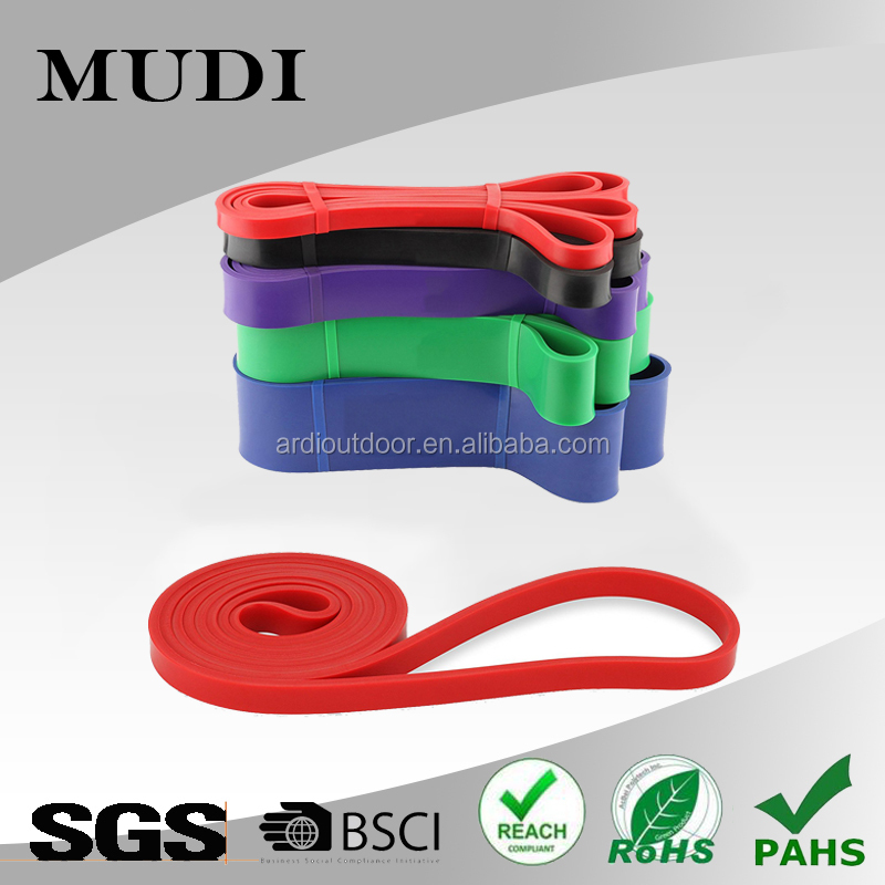 Pull Up Assist Bands Heavy Duty Resistance Band Mobility & Powerlifting Bands Perfect for Body Stretch