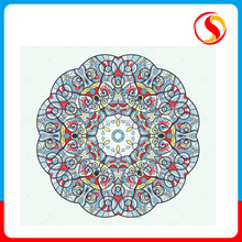Hot china products wholesale beach round towel
