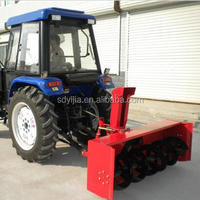 China supplier tractors driving tractor 3 point hitch snow blower with good quality