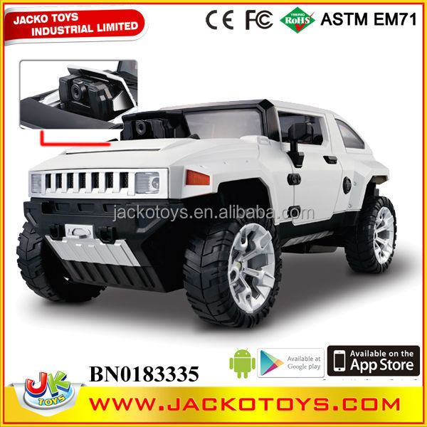 Iphone & Android APP Control Wifi RC Car With Real-time Transport Video