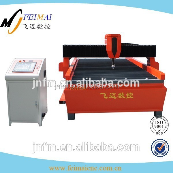 Desktop cnc plasma cutting machine for stainless steel cutting