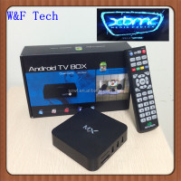 MX android tv box dual core mx android smart tv box Amlogic root access android 4.2 smart tv box