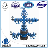 Oil well Drilling equipment x-mas tree API certified company outlets Oil well Drilling equipment x-mas tree