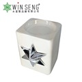 Star Cuboid Shaped Candle holder