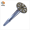 with flange ground screw anchor