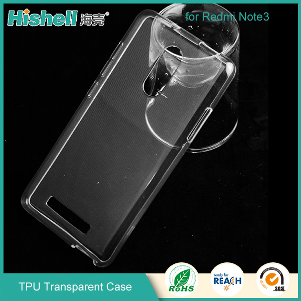 For Xiaomi Redmi note 3 tpu clear case,Mobile phone accessories