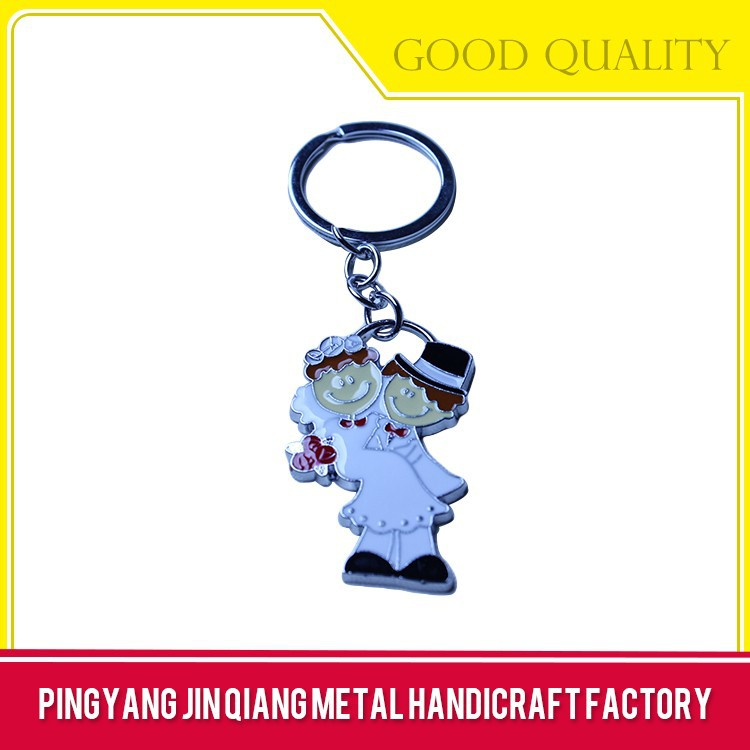2015 best seller cartoon character keychains