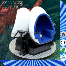 China High Quality Outdoor Xd 10D Vritual Reality Motion Ride 9D Egg Vr 4D 5D 7D Cinema Chair