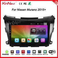 "Kirinavi direct factory WC-NM1025 10.2"" andriod 6.0 touch screen car dvd gps for nissan murano 2015 2016 car dvd player WIFI"