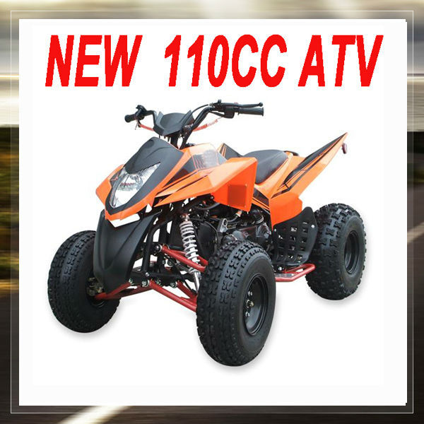 MC-325 mini kids atv 110cc shaft drive