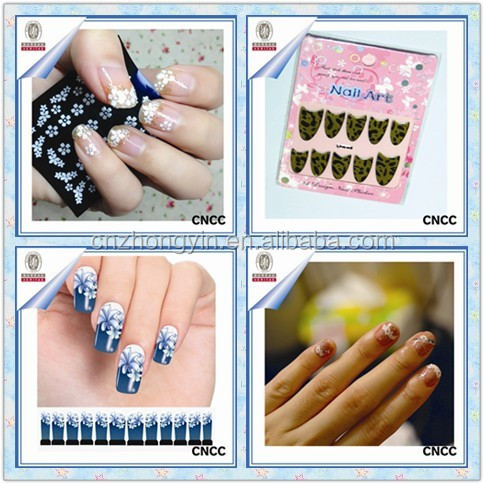 factory price and excellent export services full nail sticker for kids