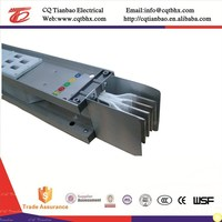 Tianbao Low and Mediumn Voltage electric busbar trunking system Manufacturer