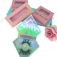 Alibaba Best Seller Wholesale Cheap Price Mink Eyelashes 3D Mink Lashes with Eyelashes Box Packing Custom Private Label