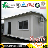 modern prefabricated living 20ft container house