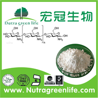 Food grade Chitosan from crab shell Deacetylation Degree> 90%