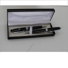 JY 1051 2pcs Metal Pen Set In One Box/Gift Ball Pen Sets for Gifts or Promotional
