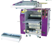 Hengxing QX-H rainbow stripe ribbon sublimation heat printing machine