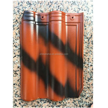 double color kerala ceramic roof tile