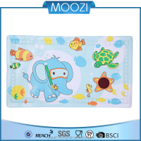 PVC kids bath mat