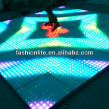 party lights led dance floor interactive